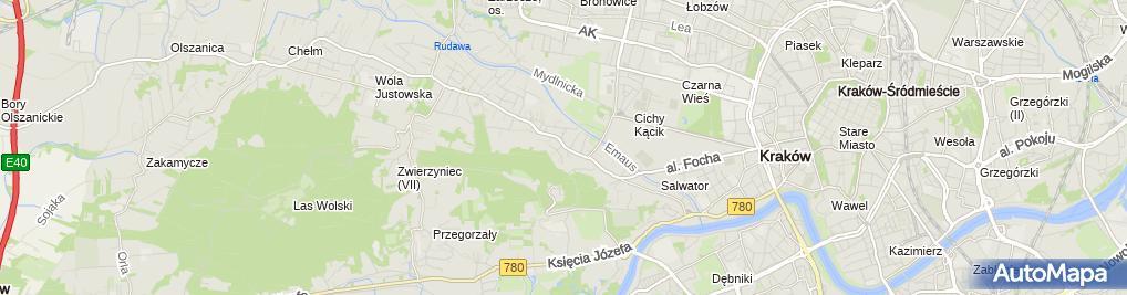 Zdjęcie satelitarne Dobrewina.pl - Sklep z winem