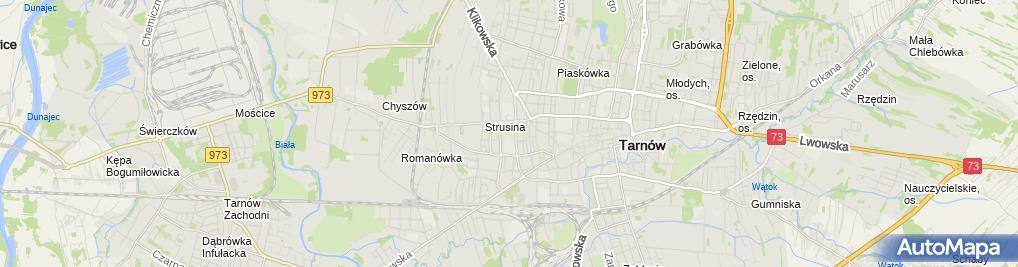 Zdjęcie satelitarne TARGUM