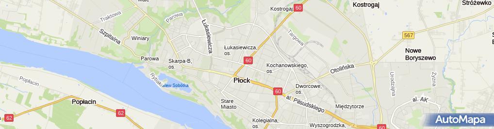 Zdjęcie satelitarne fotoJakowscy