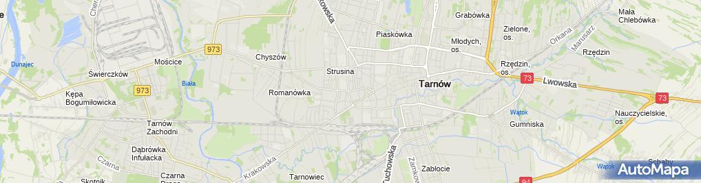 Zdjęcie satelitarne Zgromadzenie Sióstr św. Józefa