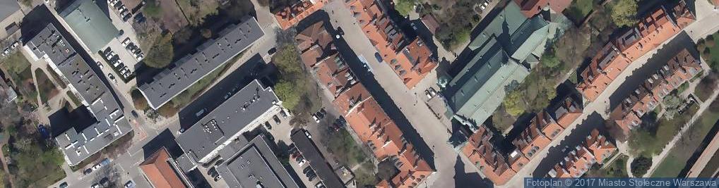Zdjęcie satelitarne Kościół Dominikanów św. Jacka