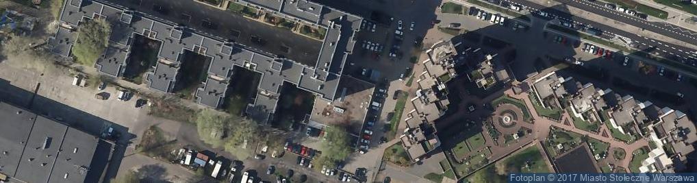 Zdjęcie satelitarne Biblioteka