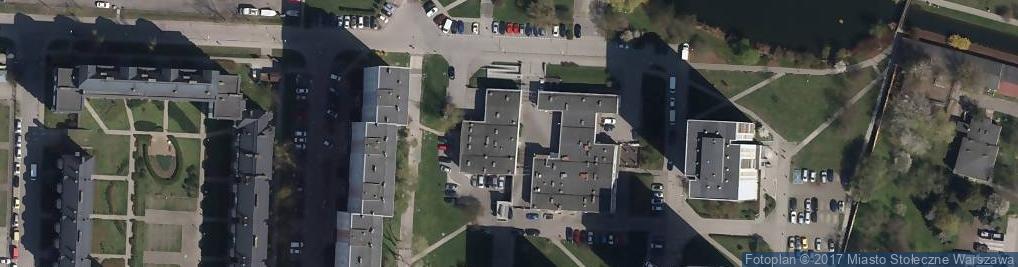 Zdjęcie satelitarne Publiczna nr 65
