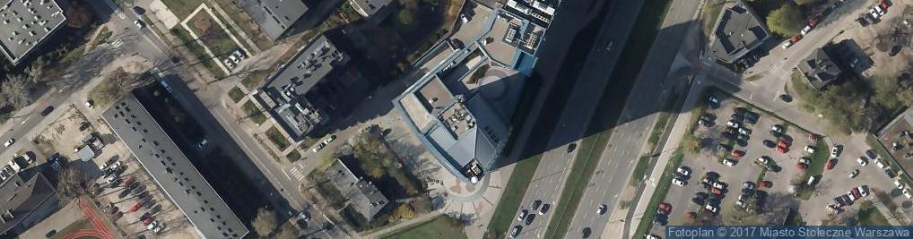 Zdjęcie satelitarne Blue Point