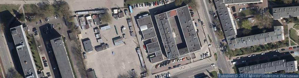 Zdjęcie satelitarne ALDENT