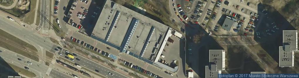 Zdjęcie satelitarne 4CV
