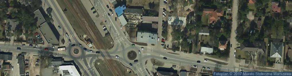 Zdjęcie satelitarne Anal-Med