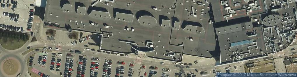 Zdjęcie satelitarne Multikino Wola Park
