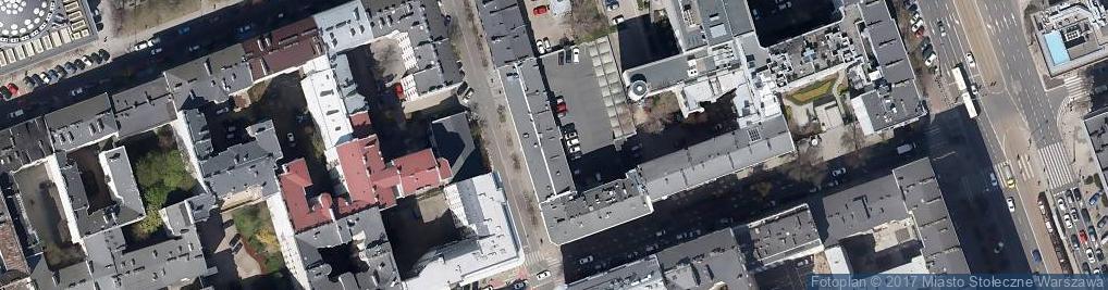 Zdjęcie satelitarne POGOTOWIE
