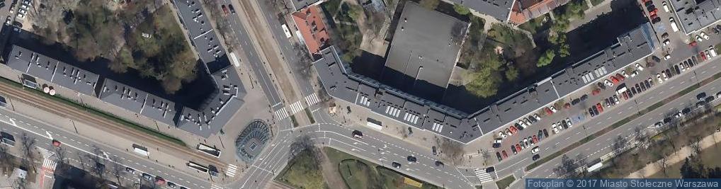 Zdjęcie satelitarne Orange