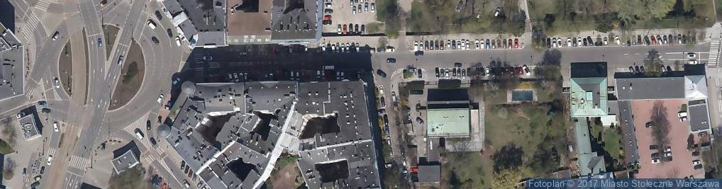 Zdjęcie satelitarne Urząd Pocztowy 11