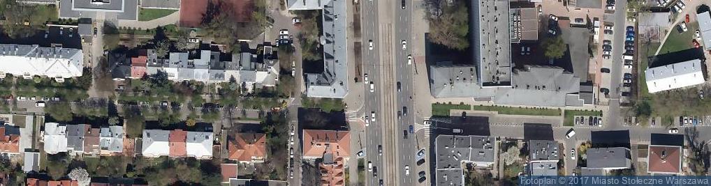 Zdjęcie satelitarne Arenda Sp. z o.o.
