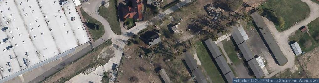 Zdjęcie satelitarne Jetta S.C.
