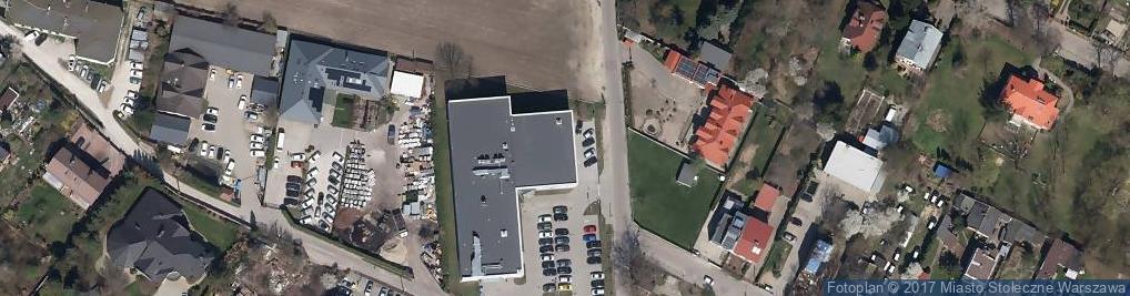 Zdjęcie satelitarne Solaris Laser S.A.