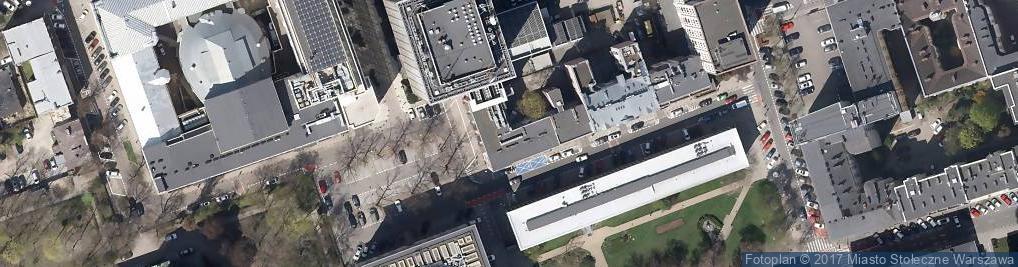 Zdjęcie satelitarne LUX MED