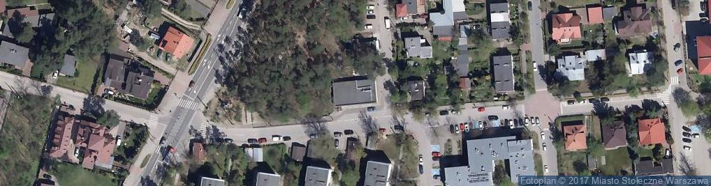 Zdjęcie satelitarne Przychodnia Miejska Nr 1