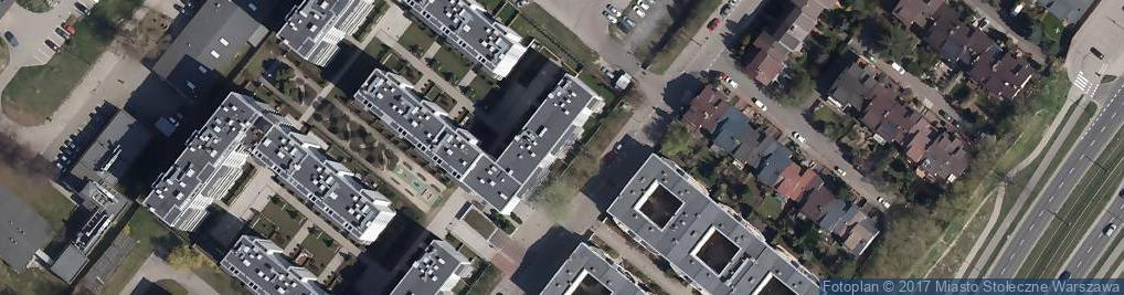 Zdjęcie satelitarne Myjnia Hery