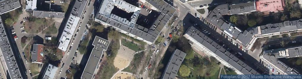 Zdjęcie satelitarne Monte