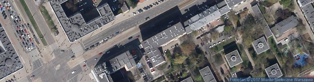 Zdjęcie satelitarne III Oddział Santander Consumer Bank