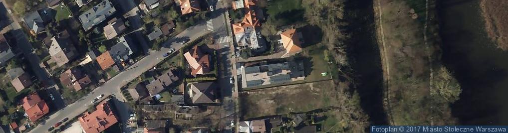 Zdjęcie satelitarne Zakład Blacharski
