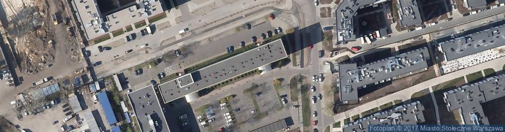 Zdjęcie satelitarne ZUS Inspektorat