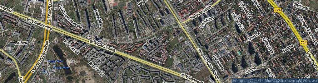 Zdjęcie satelitarne Cypryjska