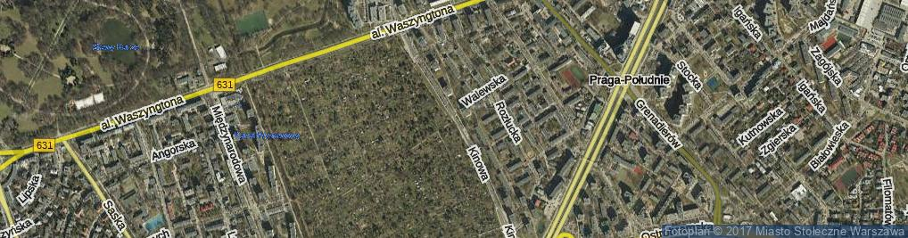 Zdjęcie satelitarne Kinowa