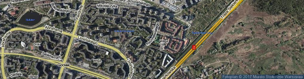 Zdjęcie satelitarne Rechniewskiego Tadeusza