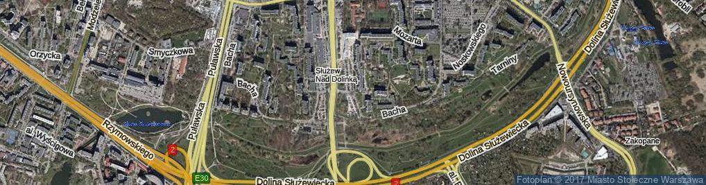 Zdjęcie satelitarne Sonaty ul.