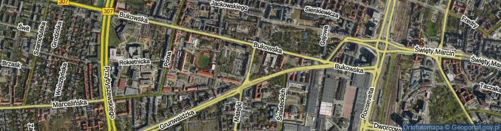 Zdjęcie satelitarne Szylinga Arnolda ul.