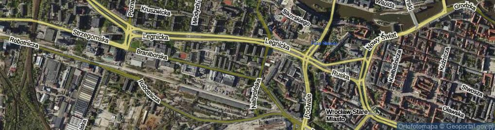 Zdjęcie satelitarne Ziemowita