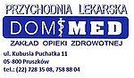 Logo PRZYCHODNIA LEKARSKA, 05-800 Pruszków, ul. Kubusia Puchatka 11  - Przychodnia
