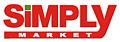 Logo - Simply Market, 31-612 Kraków, ul. Miśnieńska 87  - Simply Market - Supermarket