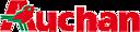 Logo - Auchan, 40-878 Katowice, Trasa Nikodema i Józefa Renców 30  - Auchan - Hipermarket