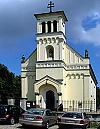 św. Katarzyny, 02-768 Warszawa, Fosa 17  - Rzymskokatolicki - Kościół
