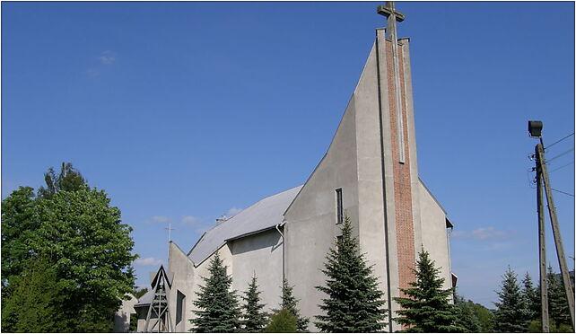 Łańcut - kościół św. Józefa (1), Łańcut, 3 Maja 10