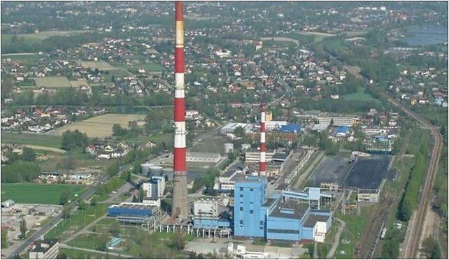 Elektrociepłownia Bielsko-Północ, Czechowice-Dziedzice