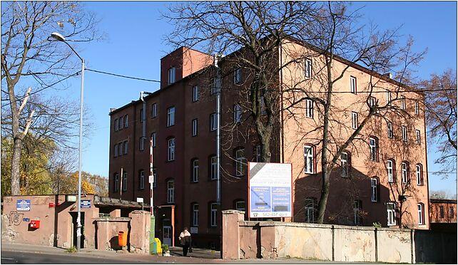 Katowice - Ul. Józefowska 119 (Szpital), Katowice, Józefowska 120