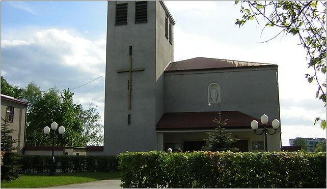 Kościół NPNMP w IŁAWIE, Iława, Niepodległości16 2