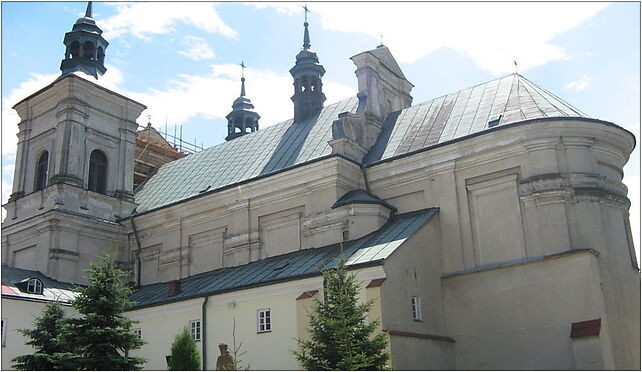 Kościół w Radecznicy, Radecznica, Prusa Bolesława
