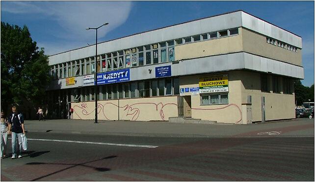 Konin-budynek dworca PKP, Konin, Kolejowa