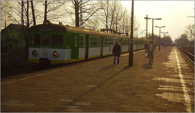 Stacja kolejowa Zagościniec(2), 05-200 Duczki, Przytorowa  - Zdjęcia