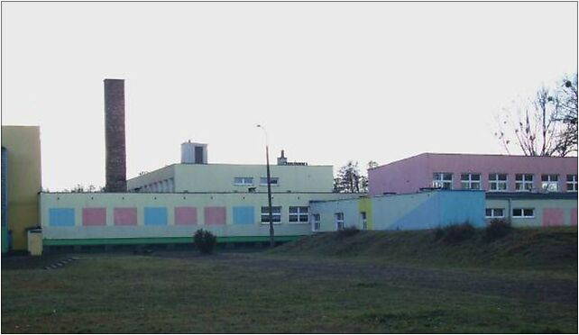 Szkoła w lubrzy, 66-218 Romanówek, Krzywa  - Zdjęcia (Szkoła w Lubrzy)