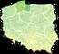 Województwo pomorskie - mapa