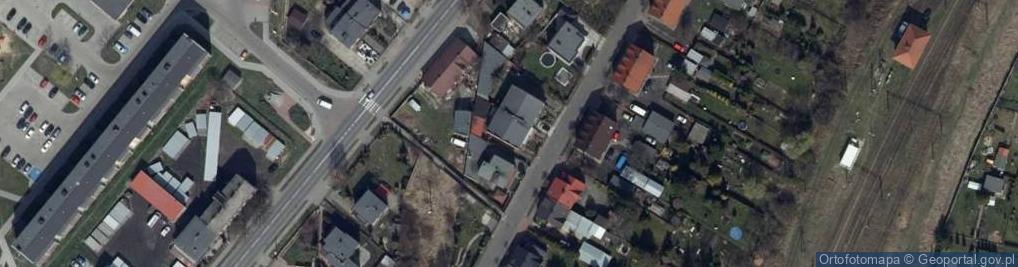 Zdjęcie satelitarne 29 Grudnia ul.