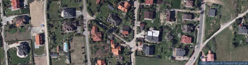 Zdjęcie satelitarne Bobrowskiego Stefana ul.