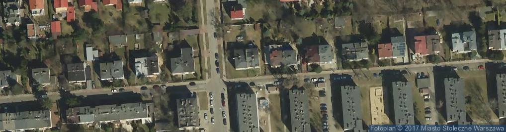 Zdjęcie satelitarne Bolecha ul.