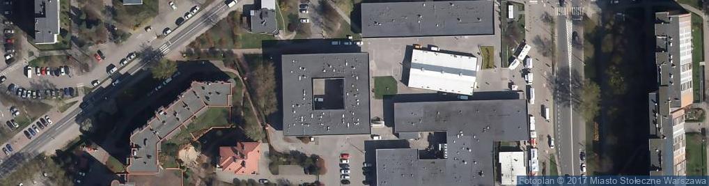 Zdjęcie satelitarne Conrada Josepha ul.