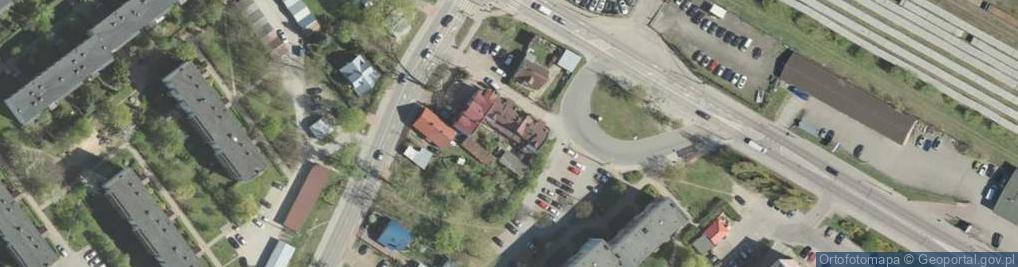 Zdjęcie satelitarne Czarnieckiego Stefana, hetm. ul.