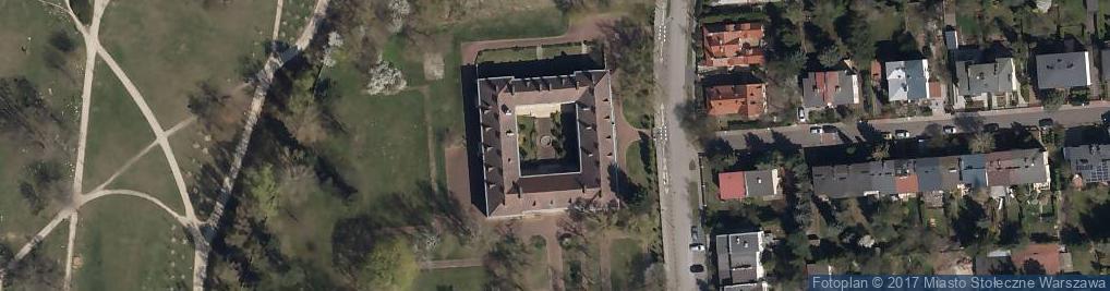 Zdjęcie satelitarne Dalibora ul.